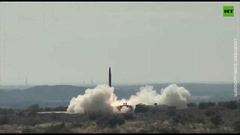 Pakistan successfully tests nuclear capable Shaheen-I ballistic missile