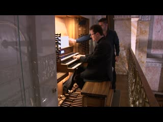 572 j. s. bach fantasia in g major, bwv 572 pier damiano peretti, organ