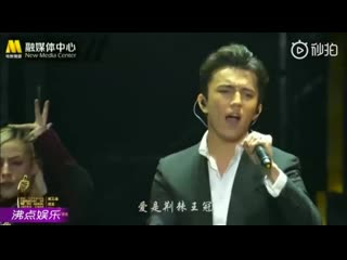 Dimash - The Crown , Jackie Chan International Action Film Week. Димаш Кудайберген