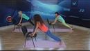 СТРЕТЧИНГ урок 7 с Фирсовой Шпагат со стулом!