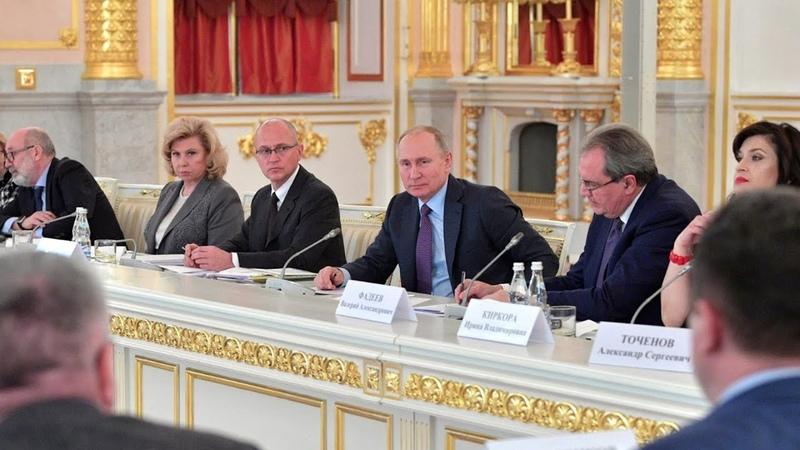 Путину рассказали правду про лесные пожары, Шиес и экологию России