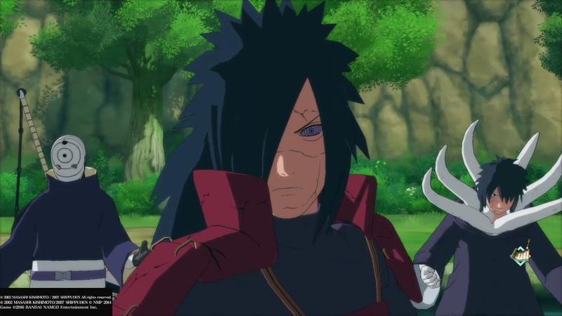 ناروتو شيبودن عاصفة النينجا النهائي 111 Naruto Shippuden Ultimate Nin