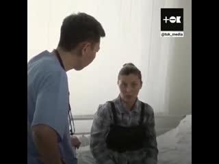 Калининградские хирурги спасли новорожденного малыша