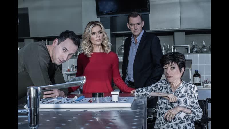 Основной актерский состав Безмолвного свидетеля о 22 сезоне