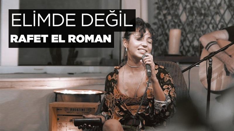 Zeynep Bastık Elimde Değil Akustik Rafet El Roman Cover