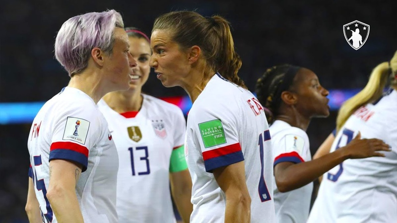 USWNT Fights Angry Moments PART 2