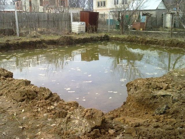 Под Северодонецком тонет село из-за высокого уровня грунтовых вод