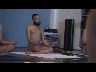 Jack whitehall naked yoga in travels with my father 301