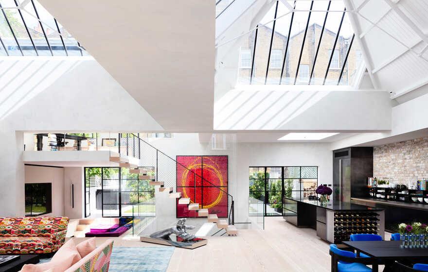 Former Artist's Studio, Chelsea / Rodić Davidson Architects