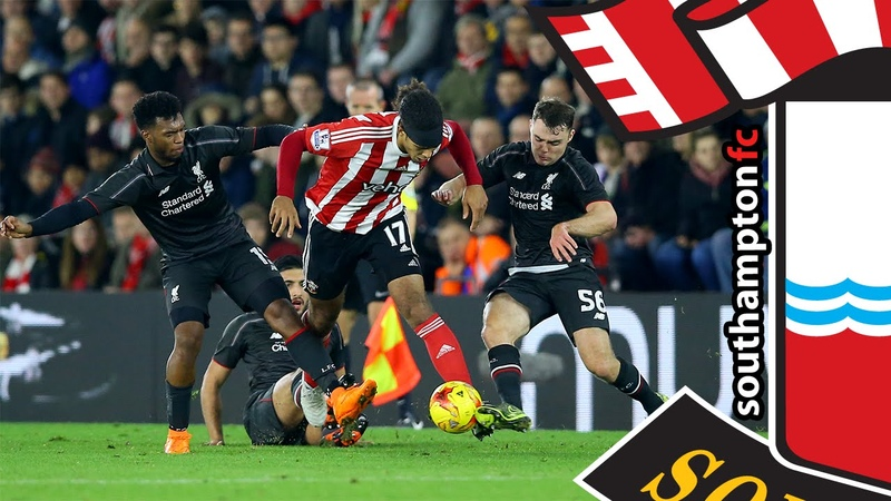 HIGHLIGHTS Southampton 1 6 Liverpool Capital One Cup quarter final
