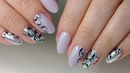 Nails Tips or Brush, What's Quicker?   Nail Correction   Monogram Design