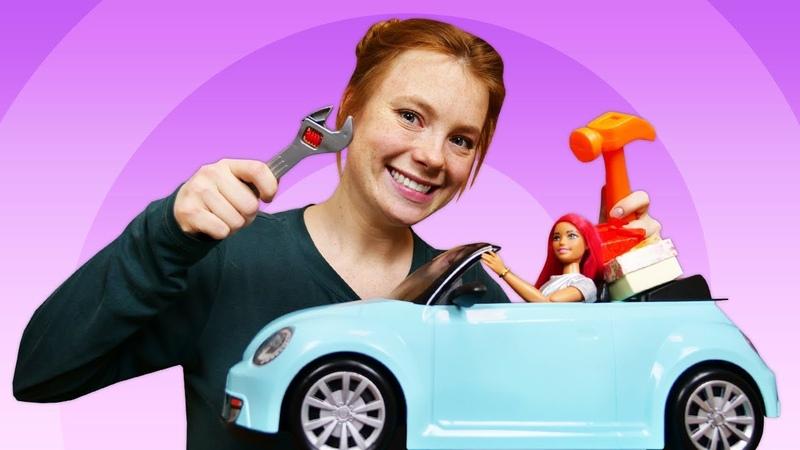 Puppen Video auf Deutsch 3 Folgen am Stück Tolle Videos mit Barbie