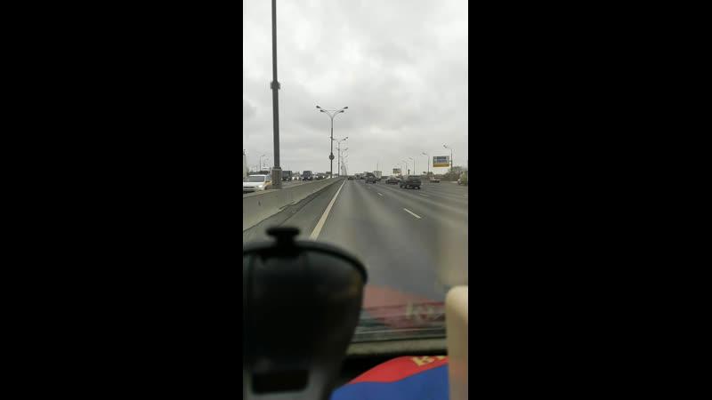 Возврат. Москва-Питер