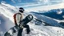 GoPro 8. Фрирайд на сноуборде. Роза Хутор. Борисов Алексей. Vlog 069.