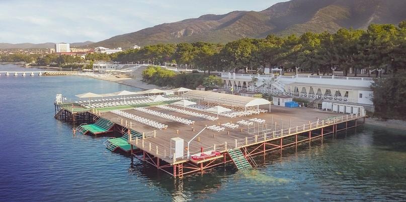 Отельная жемчужина Геленджика — Alean Family Resort & SPA Biarritz 4*, изображение №3
