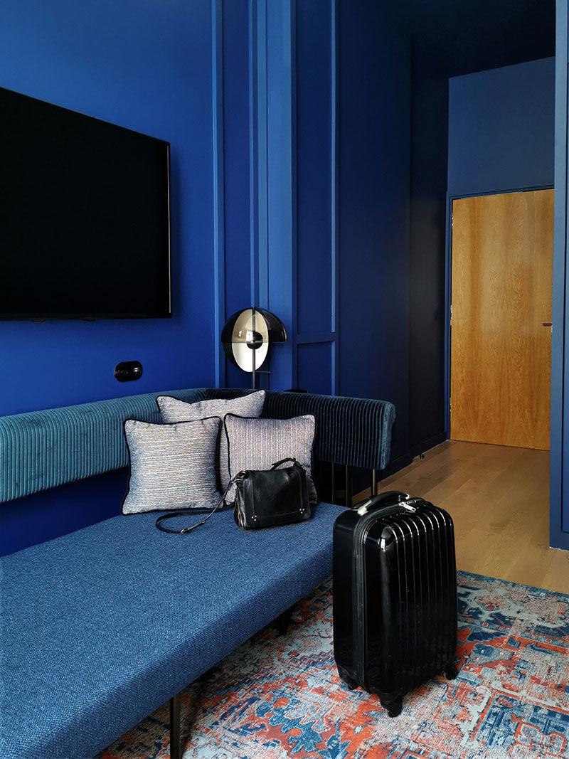 Взрыв цвета и нотки элегантности: новый отель Le Ballu в Париже