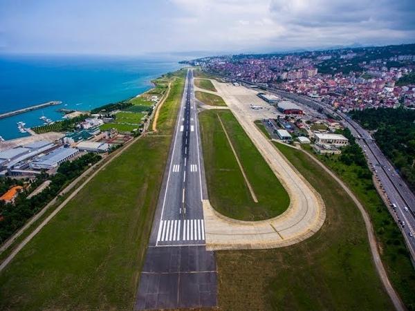 Trabzon Havalimanı Uçak Kalkış Anı | Boeing | Mayıs 2018