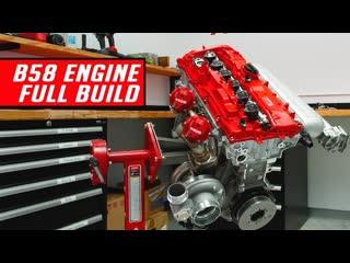 1000-сильный двигатель для новой Supra. Часть 3. Сборка BMIRussian