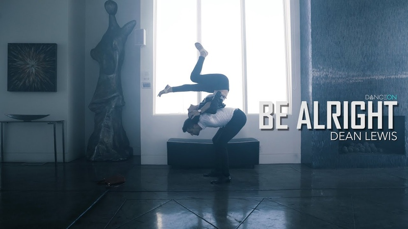 Dean Lewis - Be Alright | Jan Ravnik Lonni Olson Choreography | Artist Request