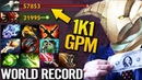 WTF Sven Farming 1100 GPM Fastest Farm 10 Slot Item Hard Carry Dota 2