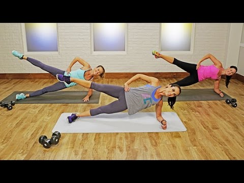 15-Minute Full-Body Workout Fast and Furious Calorie Burn