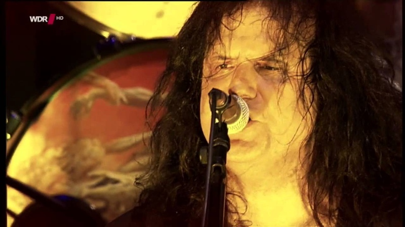 KREATOR - 12.Hordes Of Chaos (A Necrologue For The Elite) Live @ Rock Hard Festival 2015 HD AC3