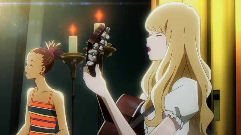 Carole and Tuesday sings Lay It All On Me   Carole Tuesday