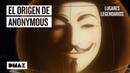 """La historia de Guy Fawkes, el terrorista que inspiró el movimiento """"Anonymous"""""""