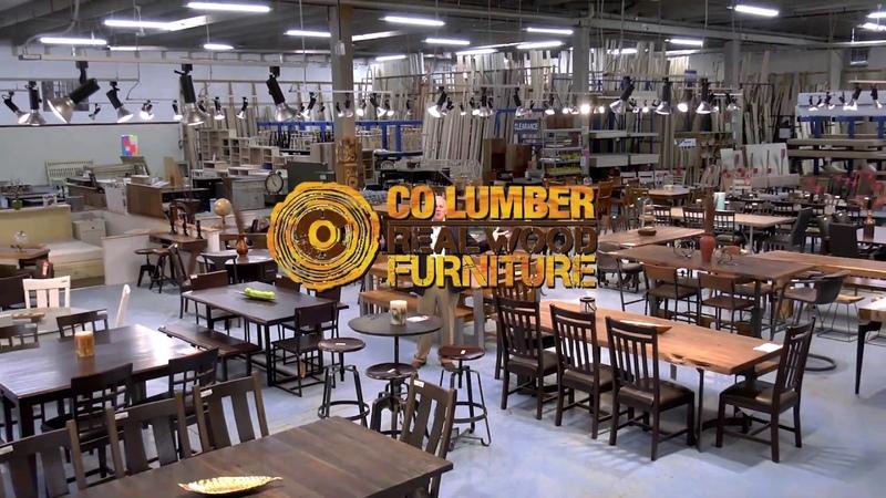 CO Lumber Real Wood Furniture