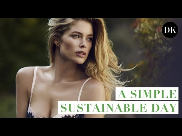 A SIMPLE SUSTAINABLE DAY DOUTZEN DIARIES