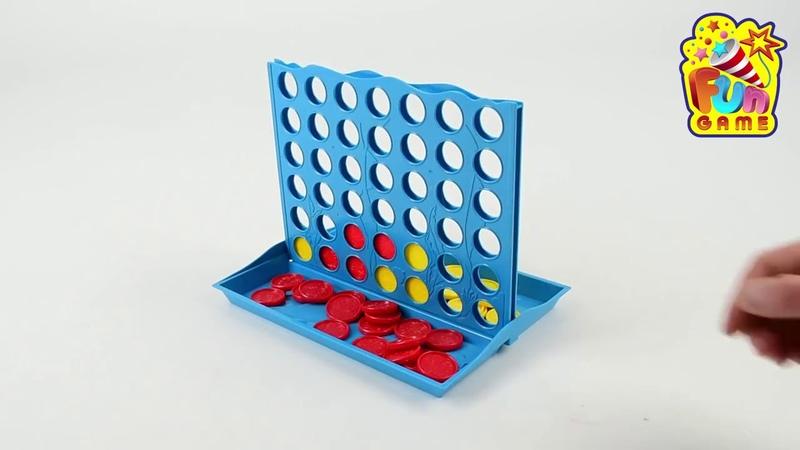 Настольная игра Fun Game 4 в ряд 7231 Розумні іграшки