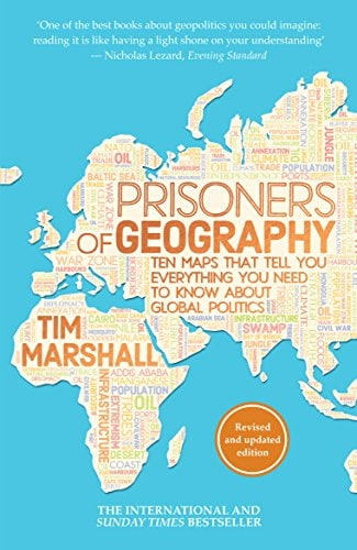 Tim Marshall] Prisoners of Geography  Ten Maps Th