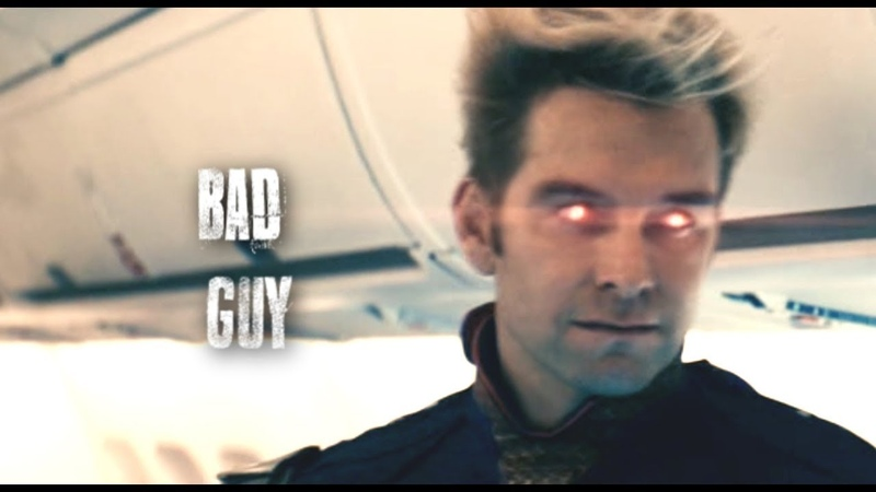 Homelander - Bad Guy [The Boys]