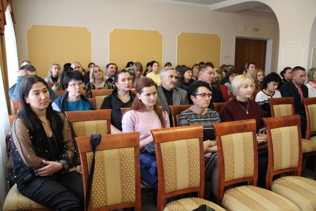 Семинар в Исилькуле Алексей Старостин