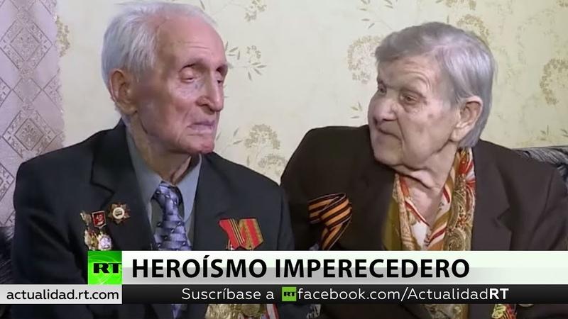 El testimonio de un veterano que aumentó su edad para ir al frente y llegó hasta Berlín