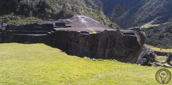 Юрак-Руми - необычный древний артефакт из Перу
