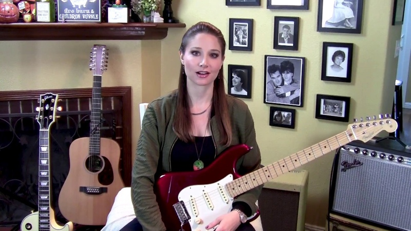 The Smiths Some Girls Are Bigger Than Others Guitar Lesson Allison Bennett