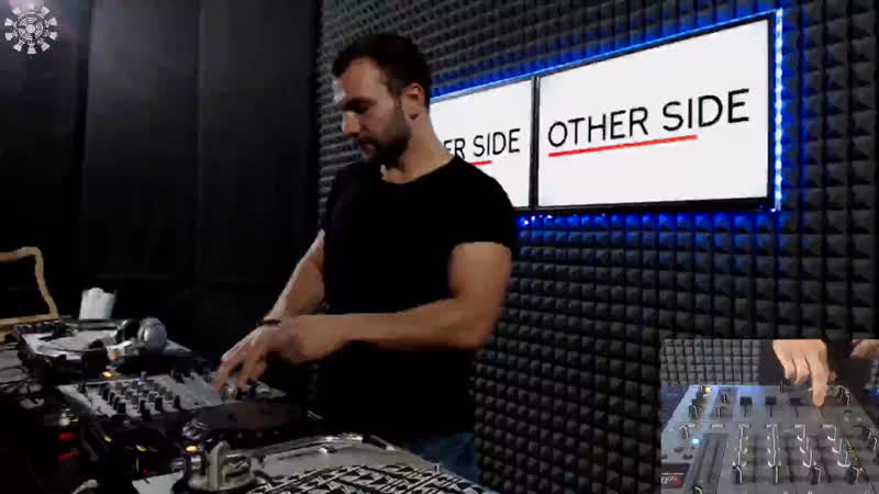 OTHER SIDE radio show by : SERGE WAX | JENYA PLAY | TOM NOISE