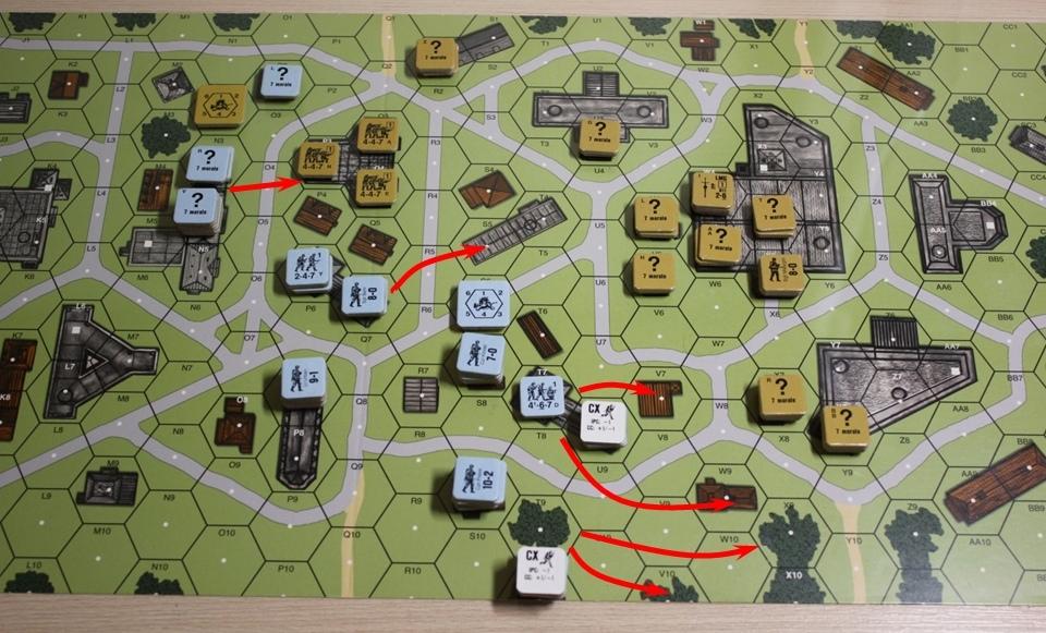 ASL, сценарий 127 — Commando Schenke, изображение №6