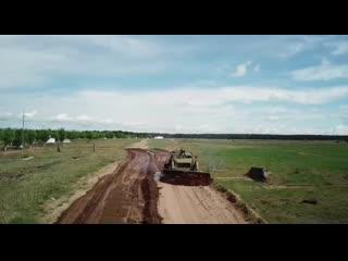 Военные готовят площадку для полевого госпиталя в Забайкалье для больных COVID-19