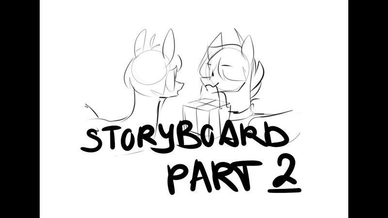 The Wand| Storyboard part 2 (предварительная озвучка)