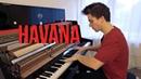 Havana Piano Cover by Peter Buka