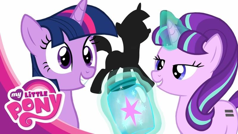 Мой Маленький Пони Мультфильм Дружба это чудо Карта знаков отличия 5 сезон 2 части
