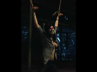 Александра Даддарио Голая - Alexandra Daddario Nude - Техасская резня бензопилой 3D (2013)