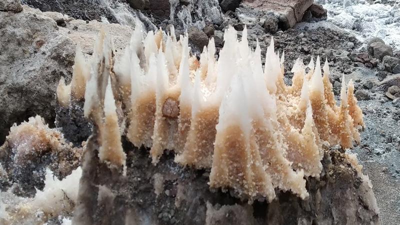 Ледяные отвалы или как исчезают горы