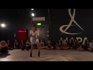 Yanis Marshall Heels Choreography - Just The Two Of Us - Bill Withers and Grover Washington