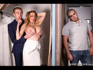 Brazzers - Jess Screams Yes For The Dress / Jess Scotland & Danny D / NewPorn2020