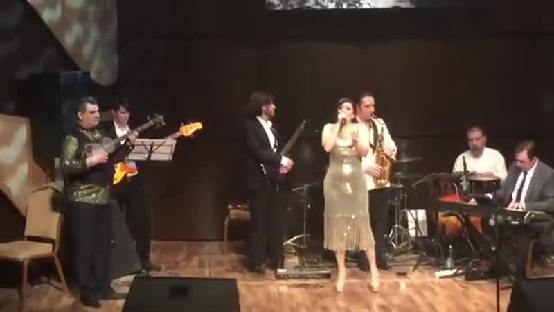 Акиф Сулейманбейли - Концерт памяти Вагифа Мустафа-заде (2019) Бакинский джаZZ