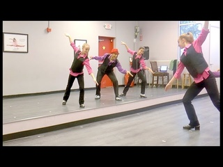 """""""My One & Only"""" - A Tap Trio - Ben Bagby, Natalie Butt & Emma Chandler"""