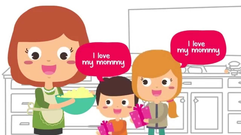 I Love My Mommy | Mothers Day Song for Kids | Happy Mothers Day Song | The Kiboomers